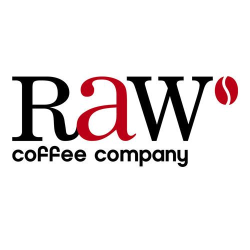 RAW Coffee Company logo