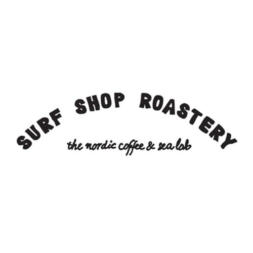 Surf Shop Roastery logo