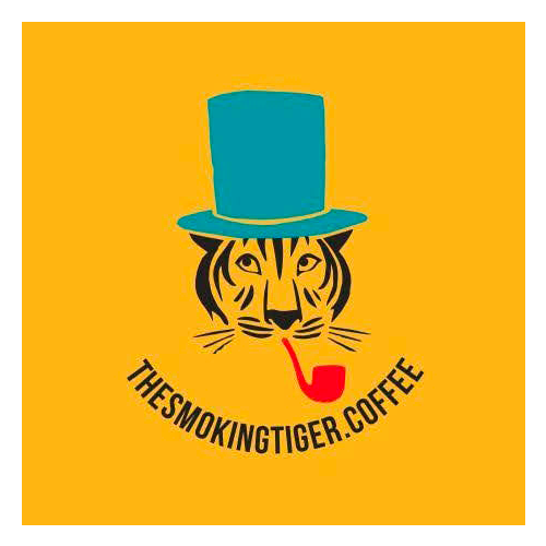 The Smoking Tiger logo