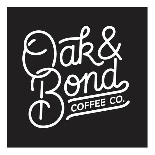 Oak & Bond Coffee Co. logo