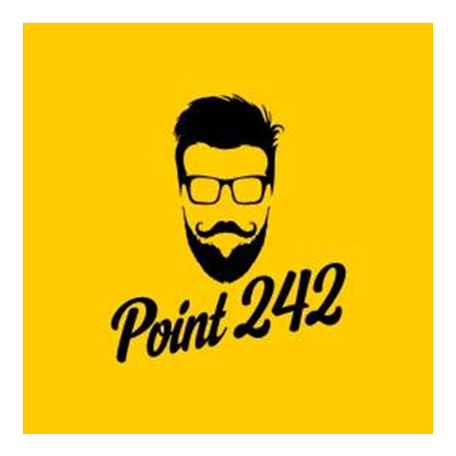 Point 242 logo