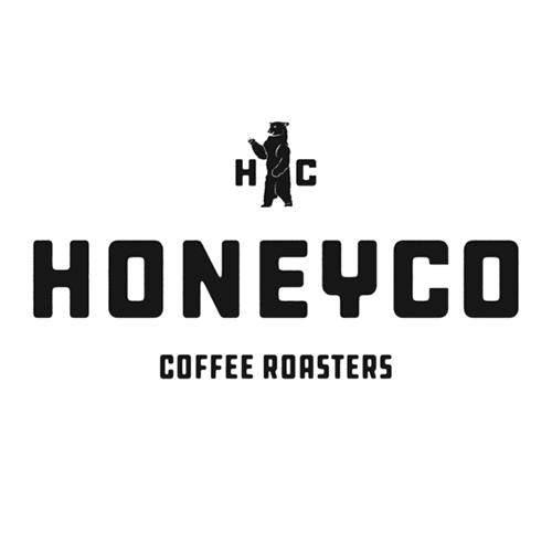 HoneyCo Coffee Roasters logo