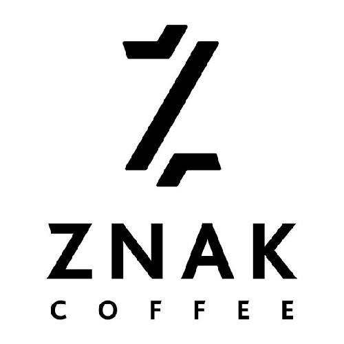 Znak Coffee logo