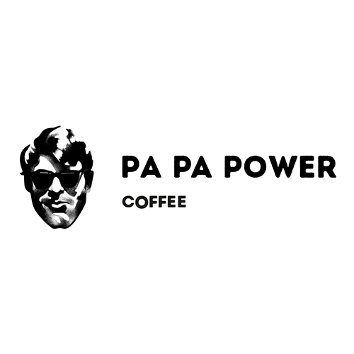 Pa Pa Power Coffee logo