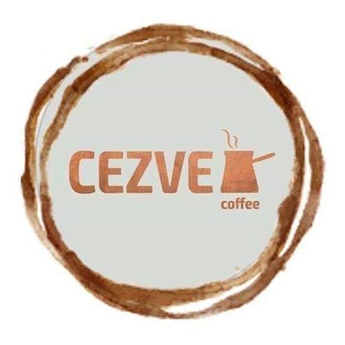 Cezve Coffee logo