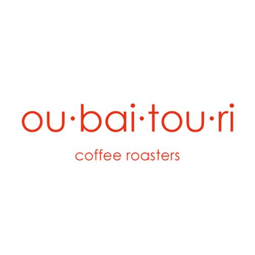 ou·bai·tou·ri coffee roasters logo