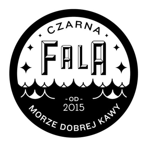 Czarna Fala logo