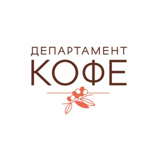 Департамент Кофе logo