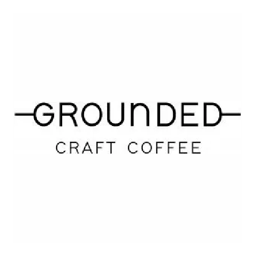 Grounded Craft Coffee logo