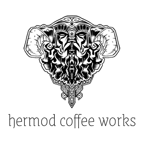 Hermod Coffee Works logo