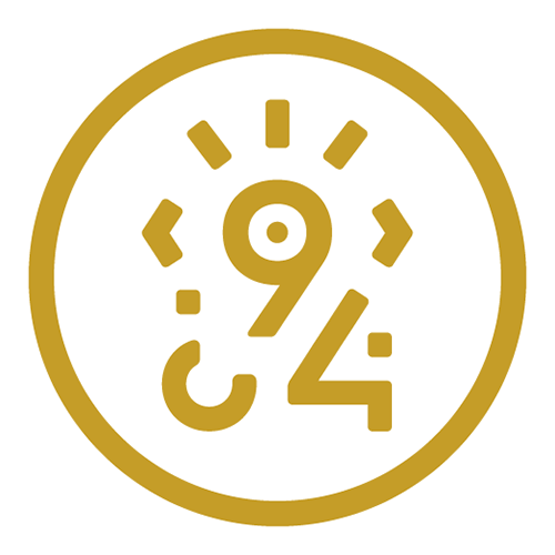 94 Celcius Coffee Roaster logo