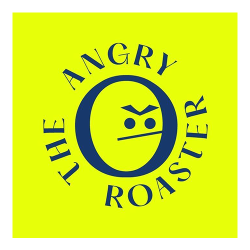 The Angry Roaster Coffee Co. logo