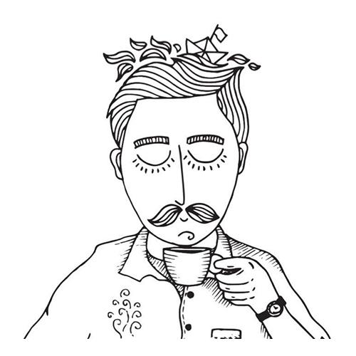 Ambros Coffee Co. logo