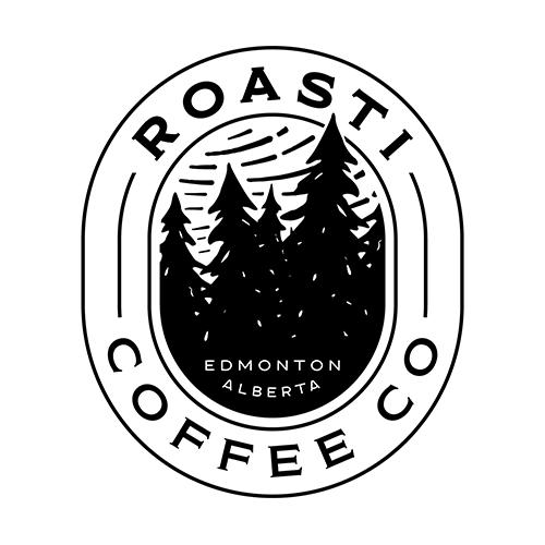 Roasti Coffee Co. logo