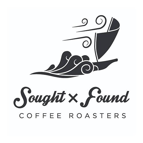 Sought x Found Coffee Roasters logo