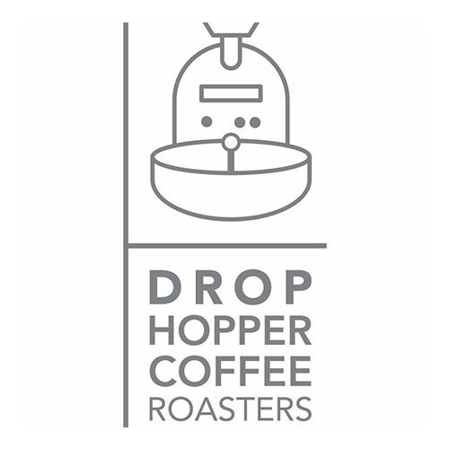 Drop Hopper Coffee Roasters logo
