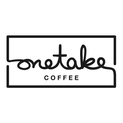 Onetake coffee logo