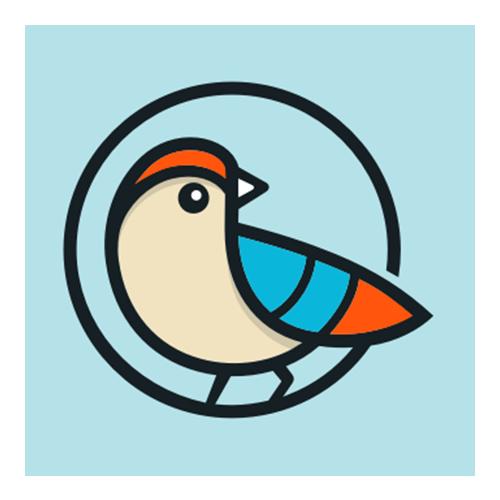 earlybird coffee logo