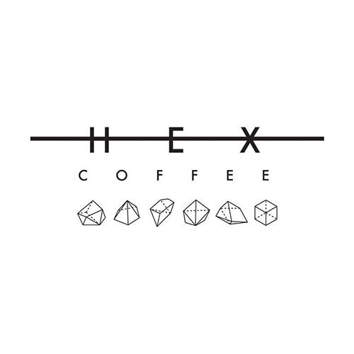 HEX Coffee logo