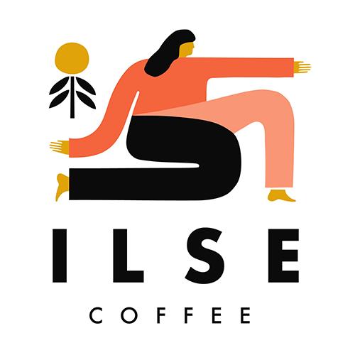 ILSE Coffee logo
