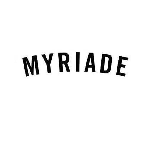 Myriade Roasting Co. logo