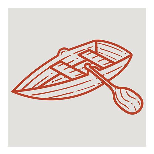 Five Oars Coffee Roasters logo