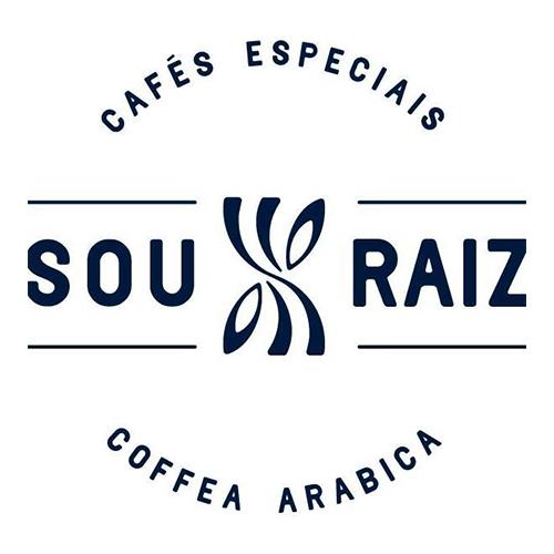 Café Sou Raiz logo
