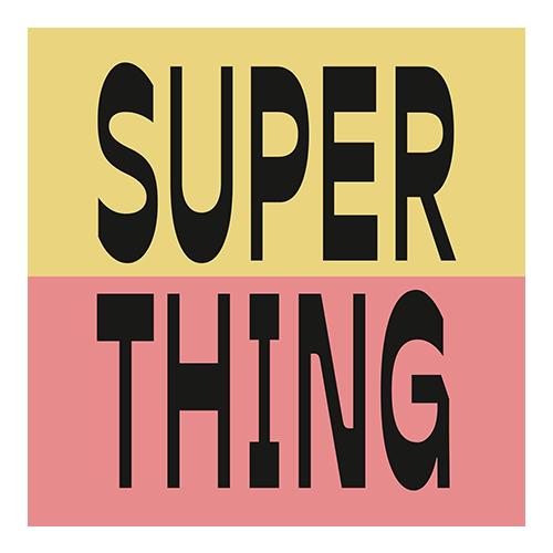 Superthing Coffee logo