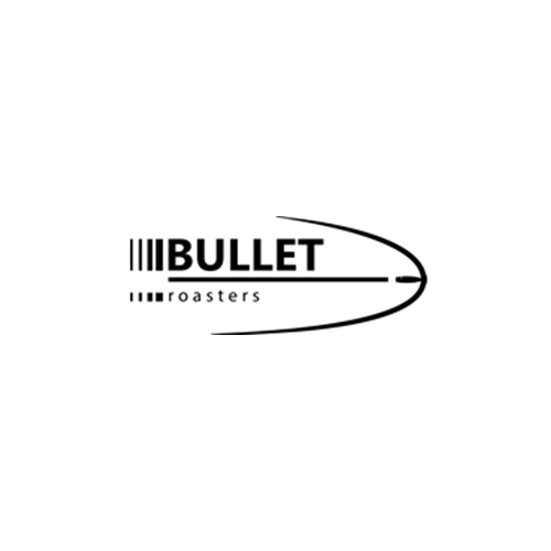 Bullet Roasters logo