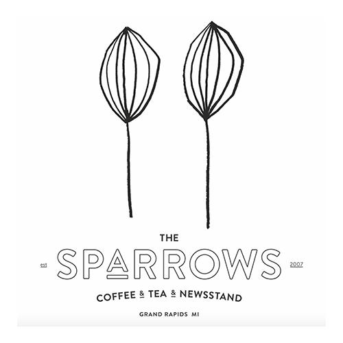 Sparrows Coffee logo