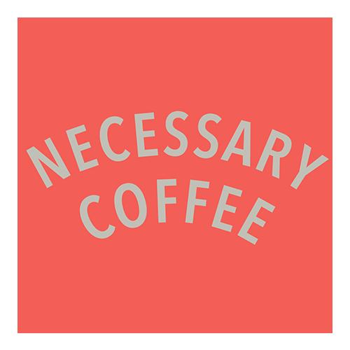 Necessary Coffee logo
