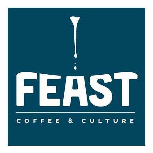 Feast Coffee logo