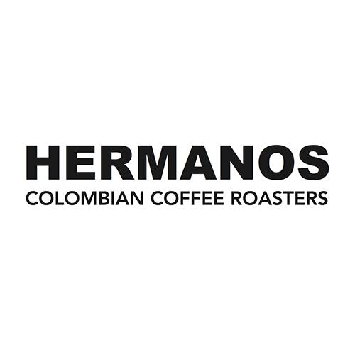 Hermanos Colombian Coffee Roasters logo
