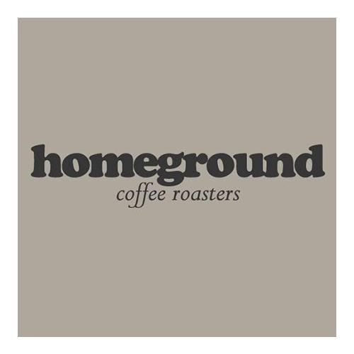 Homeground Coffee Roasters logo
