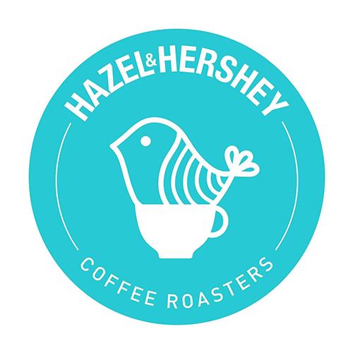 Hazel & Hershey Coffee Roasters logo