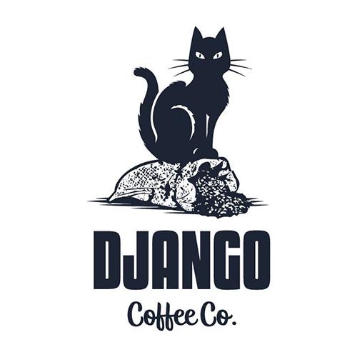 Django Coffee Co. logo