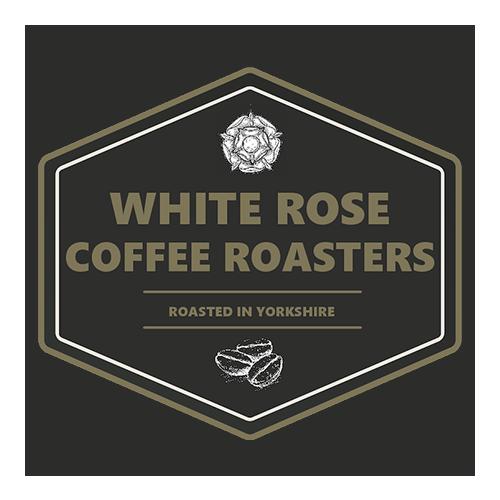 White Rose Coffee Roasters logo