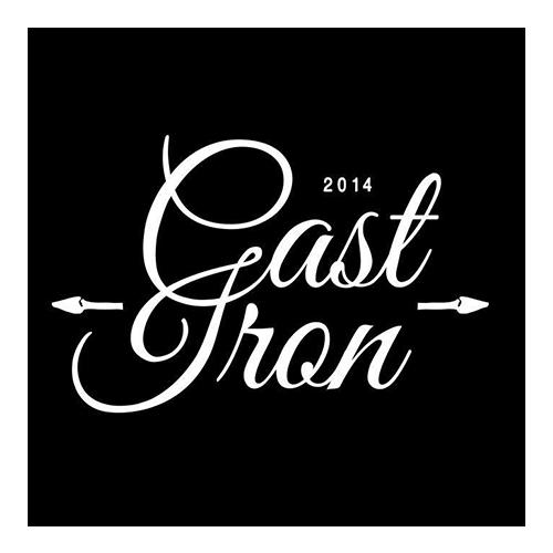 Cast Iron Coffee Roasters logo