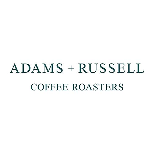 Adams & Russell Coffee Roasters logo