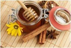 דבש פלוס קינמון - טיהור הגוף והרזיה