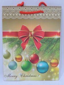 Bolsa de regalo de navidad...