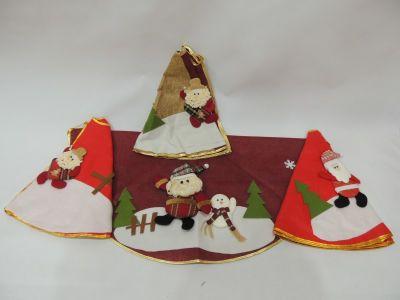 Alfombra árbol de navidad 4...