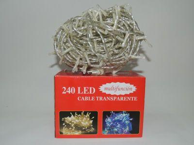 Luces 240 bombillas led 12...