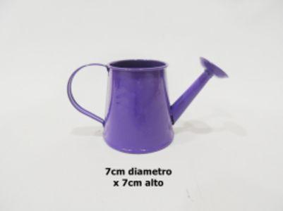 水壶 长15cm 高7cm 紫