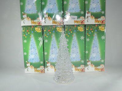 Árbol de Navidad grande con...