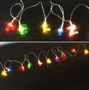 Guirnalda LED Feliz Cumpleaños