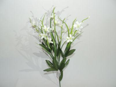 6叉香水兰 35cm 白(12 unidades)