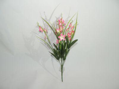 6叉香水兰 35cm 粉(12 unidades)