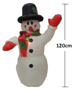 Hinchable Muñeco de nieve...