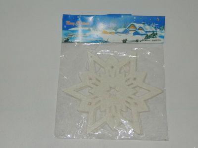 Copo nieve Navidad decoración